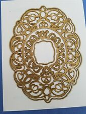 Anna Griffin Fanciful Concentric Cut and Emboss Dies