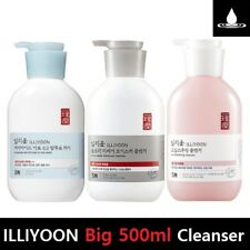 Illiyoon Oil Smoothing Cleanser Ceramide Ato Top Wash Repair Moisture Wash 500ml