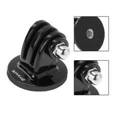 PU03 Action Camera Mount Tripod Adapter Converter Mount Screw For Gopro Cameras