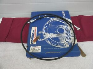 NORS 1955-1985 AMC Ford Mercury Speedometer Cable GT-350 GT-500KR Cougar AMX