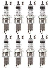 Bosch 4037 / 0 242 225 575 Spark Plug Platinum Plus Set of 8