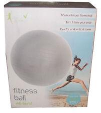 Attivo Fitness Palla da 65cm Anti-Burst Fitness Ball