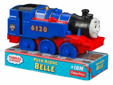 Fisher Price Thomas & Friends Push Along Large Belle Plastic Made