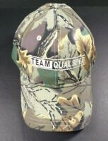 Otto Team Qualspec Men's Hunting Pattern Green Adjustable Hat One Size Fits Most