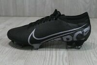 54 Mens Nike Mercurial Vapor 13 Pro FG Black Soccer Cleats AT7901-001 7.5 - 10