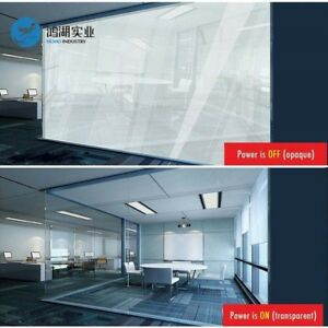 Electronic PDLC Smart Switchable Smart Tint Electric Smart Glass Window Film