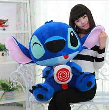 Giant Hung Lilo & Stitch Toy Stuffed Plush Soft Doll Pillow Valentine Gift 19''