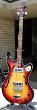 Teisco EP-200B 2 Pickup Bass Guitar | RARE! | Semi Hollow Good Condition  1967