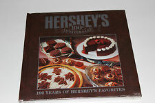 NEW & SEALED MINT - Hershey's 100th Anniversary Cookbook – Hershey's Favorites