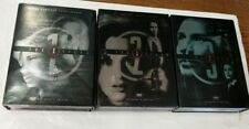 X-files complete seasons 1 2 and 3 dvd sets