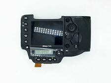 Nikon D4S Rear Back Cover with LCD, Button Flex CF Door Assembly Repair Part