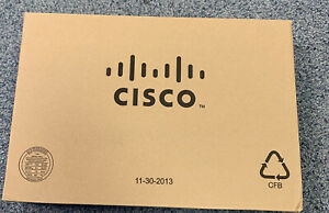CISCO CP-7945G COLOR VOIP DISPLAY PHONE W/ HANDSET & BASE.