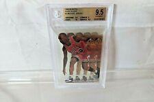 1995-96 Michael Jordan Fleer Metal Slick Silver #3 BGS 9.5 GEM MINT MJ 23 Bulls