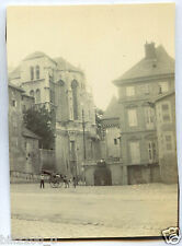 Chambéry . photo ancienne . 1901