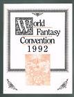 World Fantasy Convention 1992 PB Robert Gould, Anne McCaffrey, John Farris