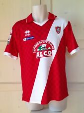 MAGLIA CALCIO GROSSETO MATCH WORN ISSUED INDOSSATA PREPARATA LEGA PRO SHIRT