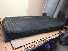 1970 1971 1972 CHEVELLE MALIBU MONTE GTO SKYLARK 2 Door Rear Seat Base Black Oem