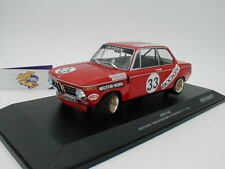 Minichamps 155722633 - BMW 2002 6h. Nürburgring 1972 No. 33 Jockey Racing 1:18