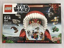 LEGO: STAR WARS (9509) 2012 Advent Calendar - New - Factory Sealed