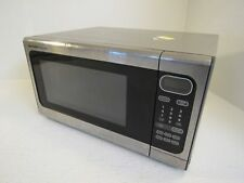 Sharp Countertop Turntable Microwave Oven U4 Stainless/Black 1.4 CuFt R408Ls