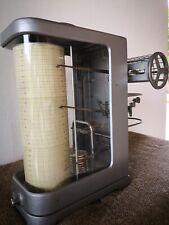 Stazione Barografica Siap Barotermoigrografo Vintage Made In Italy no barometro