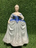 Franklin Mint Porcelain Figurine Catherine The Great Limited Edition 21cm Tall