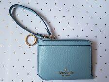 Kate Spade Jackson Small Card Holder Wristlet Bag Clutch Seaside