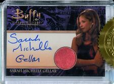 Buffy TVS Ultimate Collection Series 2 Autograph Costume Sarah Michelle Gellar
