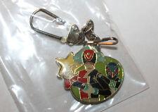2003 Japan Dekaranger SPD Power Rangers Red Ranger Metal Keychain Japanese