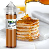 ROCKINDROPS Maple Syrup Food Flavor Flavoring Concentrate TFA 10ml 30ml 50ml