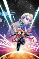 CAPTAIN MARVEL BRAVER & MIGHTIER #1 CVR A Marvel Comics 2019 NM 02/27/19