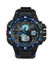 Watch Sports Dive Digital LED Military Men Fashion Electronic Quartz