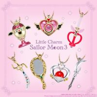 NEW Bandai Little Charm Sailor Moon 3 Key chain Candy Toy 10 pieces Sets Japan