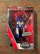 Mattel WWE Elite BIG E LANGSTON Figure Series 44 Red A New Day Booty-Os Blue