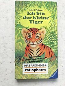 Ich bin der kleine Tiger - Ratiopharm Sonderauflage Ravensburger Amrei Fechner