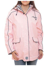Geographical Norway Cachou Giacca Tg. M (2) ROSA Cappotto impermeabile 1750