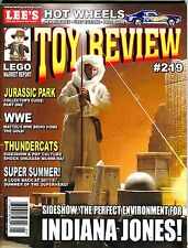 Toy Review Magazine Fall 2011 Indiana Jones EX No ML 101516jhe
