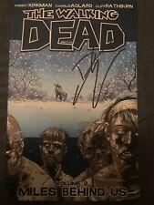 * Danai Gurira * Autographed Walking Dead Comic Book * Michonne * Signed In Ny
