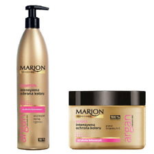 Marion Shampoo+Mask Intensive Color Protection Hair Set Paraben FREE