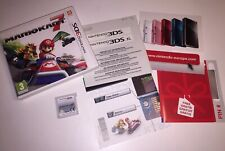 Mario Kart 7 Nintendo 3DS 2DS Manuals Included