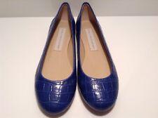 BNWTB 100% Auth Stella McCartney Ladies Cobalt Blue Slip On / Flats UK 2.5 EU 35