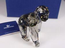 Swarovski Crystal SCS Gorilla Cub 2009 MIB #955440