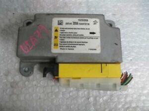 Bag Control Module Fits 07-09 IMPALA EQUINOX TORRENT MONTE CARLO 15292056
