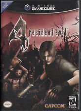 Gamecube Resident Evil 4 (NTSC) complete