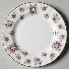 Royal Albert SWEET VIOLETS Bread & Butter Plate 619918