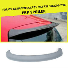 Rear Roof Spoiler Lip Wing Fit for Volkswagen VW Golf 5 V MK5 R32 GTI 2006-2009