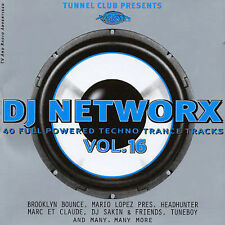 NEW - DJ Networx, Vol. 16 by Various Artists