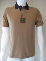 TAILORBYRD Men's Polo - Brown