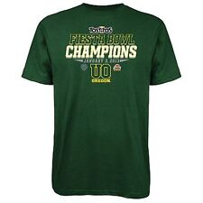 adidas OREGON DUCKS 2013 BCS FIESTA BOWL CHAMPIONS T-Shirt Men's M, L or XL  $25