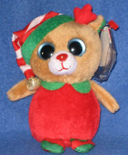 TY MERRY the REINDEER JINGLE BEANIE BABY - MINT with MINT TAGS